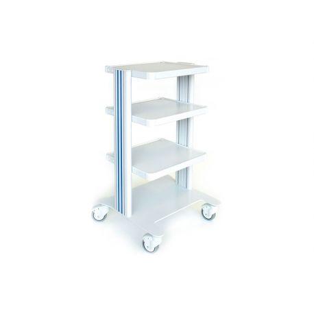 Carrello Easy - 4 ripiani - 40x36 cm