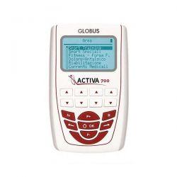 ACTIVA 700 Elettrostimolatore Globus 4 canali