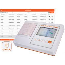 Elettrocardiografo 3/6 canali Cardioline 100L