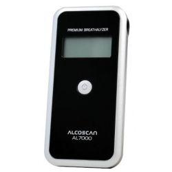 Etilometro Personale AL 7000 Silver con Valigia