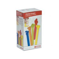 Abbassalingua Pediatrici Colorati con Disegni