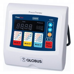 Globus Presscare G300 M3, pressoterapia + 2 gambali e 1 fascia