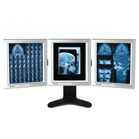Negativoscopio In Acciaio Verniciato - cm 120 x 43