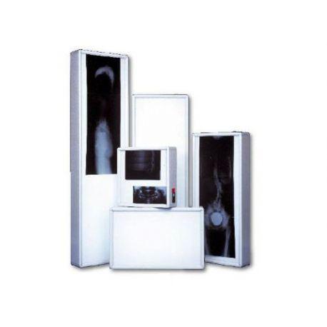 Negativoscopio In Acciaio Verniciato - cm 43 x 43