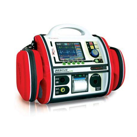 Defibrillatore AED RESCUE LIFE - Con Pacemaker