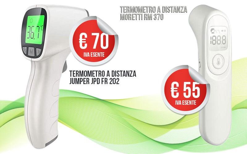 termometri digitali a infrarossi in offerta